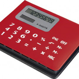 Calcolatrice 8 cifre Post cm 14×11,5×1,8