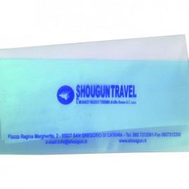 Porta biglietto aereo Motif cm 10×21,5
