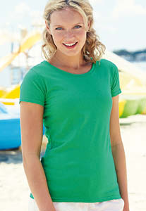 T-shirt Valueweight Donna – Bianca