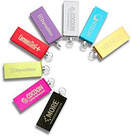 USB Micro Twist 4-8-16-32 Gb