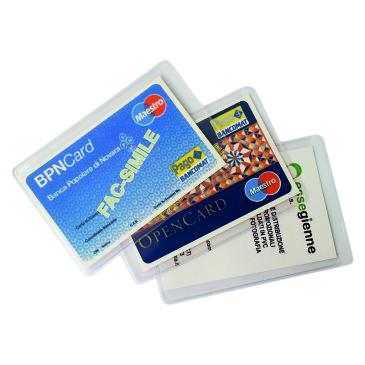 Porta Card Bustina Kristal