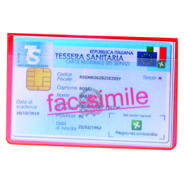 Porta Card Bustina Motif
