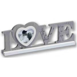 Cornice Scritta Love