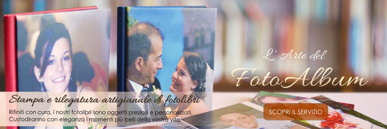 FotoAlbum digitali personalizzati