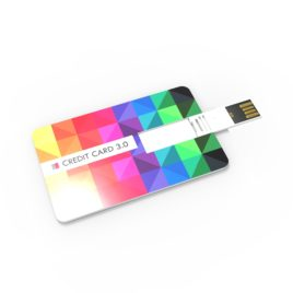 Pendrive USB Stick Credit Card 3.0