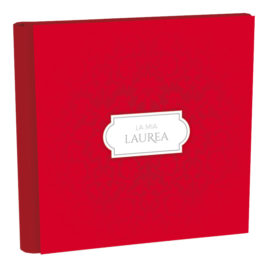 Album Laurea Red