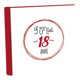 Album I miei 18 anni Rosso