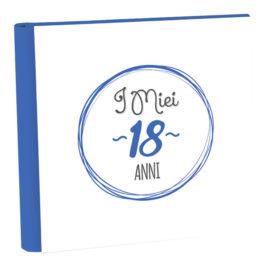 Album I miei 18 anni Blu