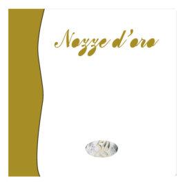 Album Nozze d'oro