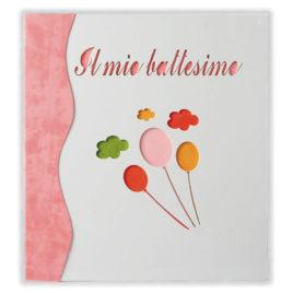 Album Il Mio Battesimo Rosa