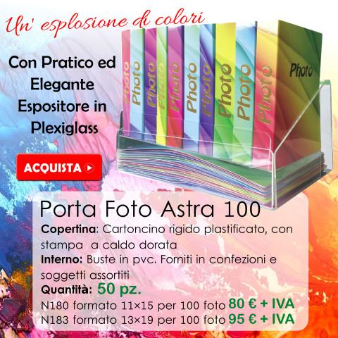 Porta foto Astra 100